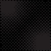 padrão de meio-tom de estrelas vetor