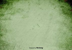 Textura verde do grunge vetor