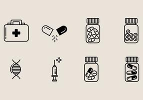Ícone da caixa de pílula