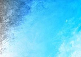 fundo de textura aquarela suave cinza azul abstrato vetor