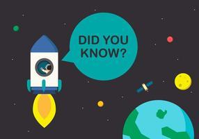 Aspectos espaciais triviais e enciclopédia espacial vetor
