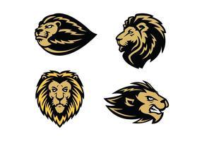 Vetor de leão grátis
