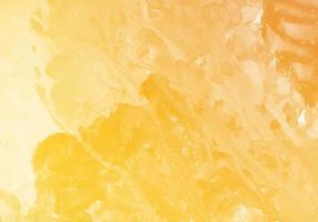fundo de textura aquarela macia laranja abstrato vetor