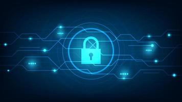 segurança de tecnologia cibernética, design de proteção de rede