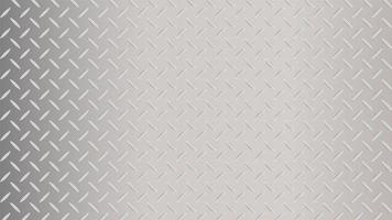 textura de aço de metal prateado vetor