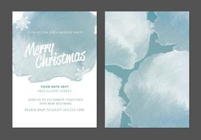 Cartão de Natal do vetor