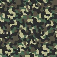 fundo padrão de camuflagem vetor