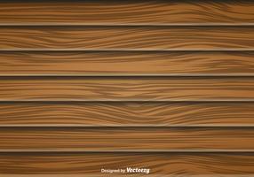 Fundo de vetor de pranchas de madeira grande