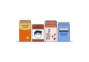 Free Beans Cans Vector