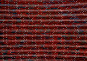 Textura velha da parede de tijolo vetor