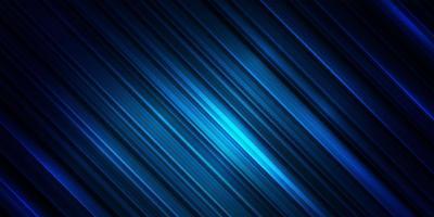 papel de parede de linha de cor azul padrão de listra vetor