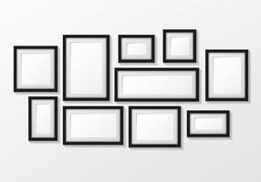 Vector de quadro livre