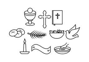 Vector cristão grátis