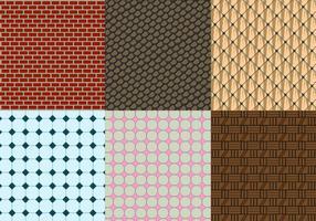 Alvenaria e Tile Free Vector