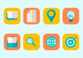 Livre Search Engine Optimization Vector