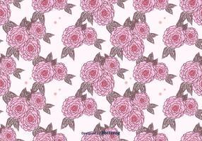 Padrão Camellia vetor