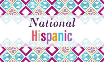 projeto do mês da herança hispânica nacional