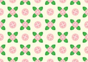 Camellia livre Vector Padrão