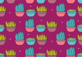 Vasos de plantas fundo
