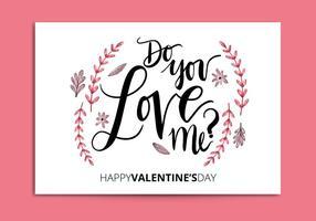 Cartão do dia dos namorados vetor