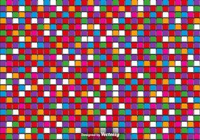 Azulejos coloridos Vector 3D - Vector Abstract Background