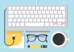 Livre Workspace Negócios Elements Vector