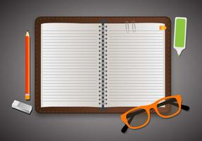 Elemento Escola de Notas Bloco