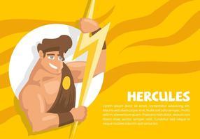 Background Hercules vetor