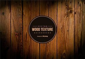 Fundo da textura de madeira escura Vector