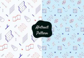Abstract Pattern decorativa vetor