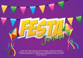 Background Festa vetor