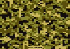 Multicam pixelado vetorial vetor