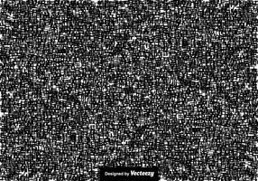 Textura de sobreposição de Grunge vetorial vetor