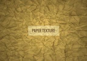 Background livre Vector enrugado da textura do papel