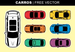 Carros Vector grátis