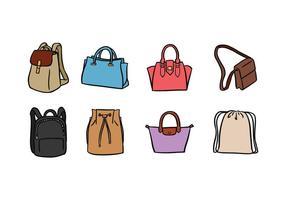 Pacote de sacos de vetores