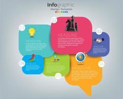 conceito de compras online, tecnologia e mídia social. vetor