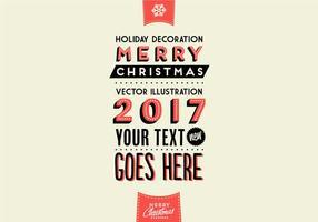 Vector Decoração do feriado