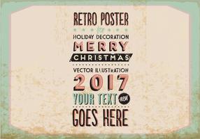 -Marquee Estilo Vector Vintage férias