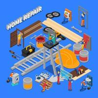 composição de pessoas para reparadores domésticos