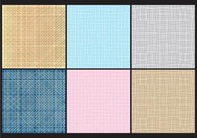 Fundo da textura Crosshatch vetor