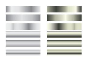 Grey Gradient Paletas