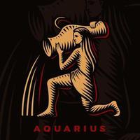 signo do zodíaco aquário