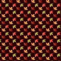 padrão de folha de bordo
