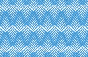 padrão art déco azul e branco vetor