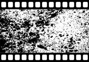 Livre fundo Film Grain Vector