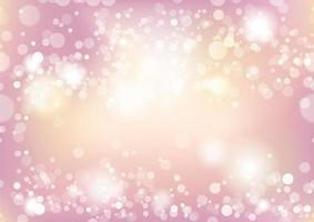 fundo bokeh abstrato rosa