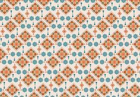 Ornamentos islâmicos Vector Colorful