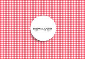 Livre listras vermelhas Vector Background Pattern