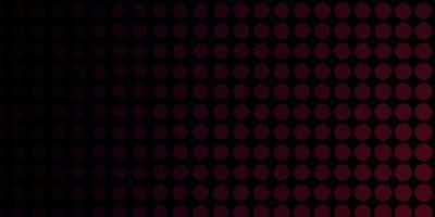 pano de fundo vermelho escuro com círculos.
